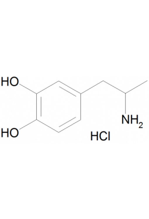 3,4-Dihydroxamphetamine hydrochloride