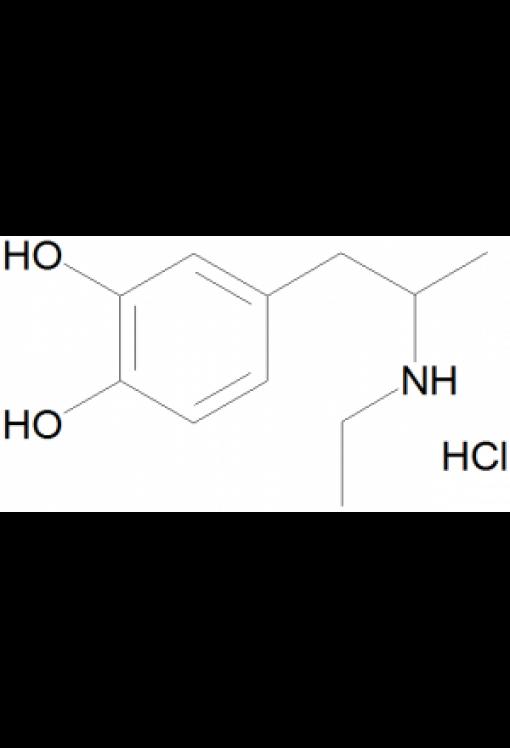 N-Ethyl-3,4-dihydroxyamphetamine hydrochloride