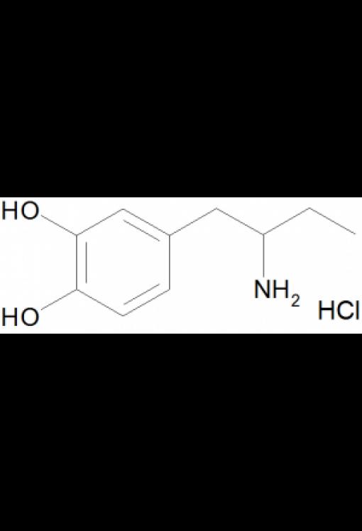1-(3,4-Dihydroxyphenyl)-butan-2-amine hydrochloride