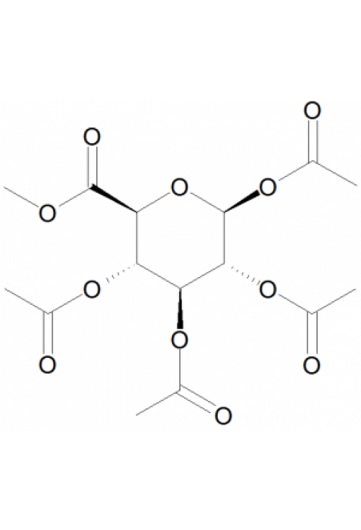 (1,2,3,4-Tetra-O-acetyl-beta-D-Glycopyranosyl)-uronsäure-methylester