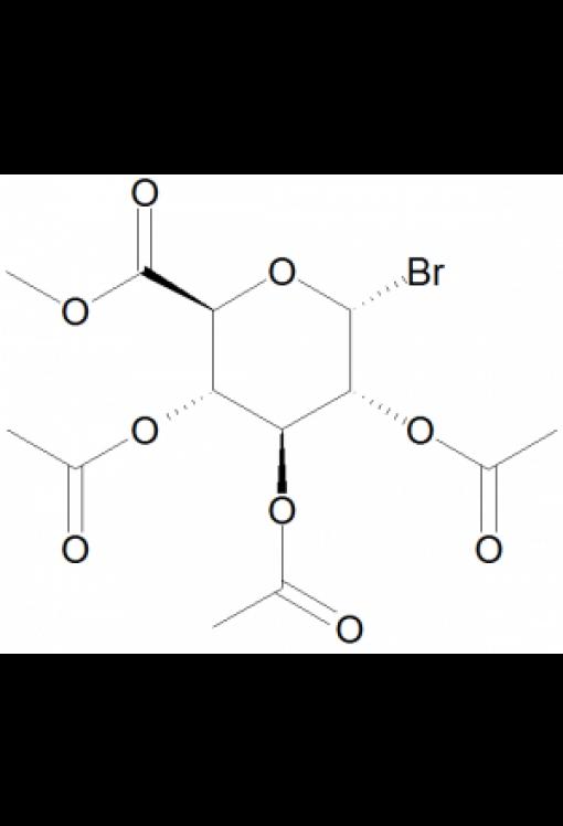 (2,3,4-Tri-O-acetyl-alpha-D-Glycopyranosylbromid)-uronsäure-methylester