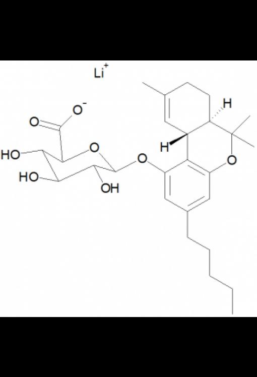 THC-beta-D-Glucuronide Li-salt