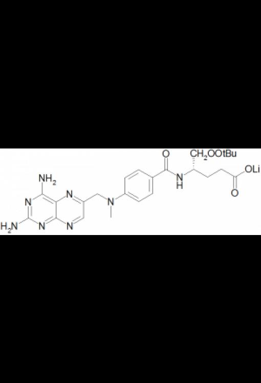 Methotrexate alpha-tert-butyl ester, Li-Salz