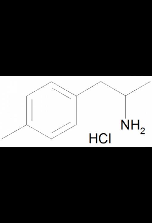 4-Methylamphetamine hydrochloride