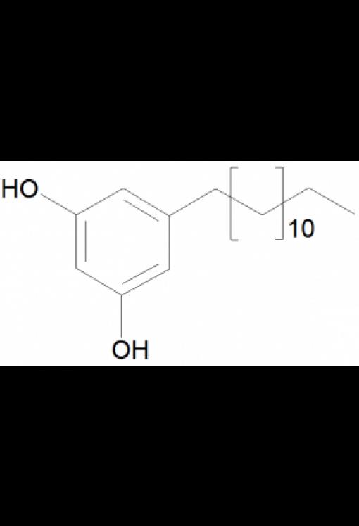 1,3-Dihydroxy-5-tridecylbenzene (C13:0)