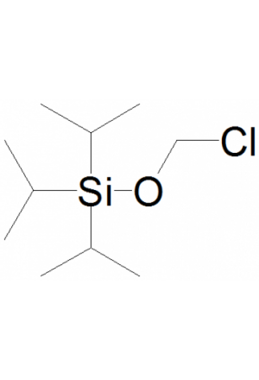 [(Triisopropylsilyl)oxy]methyl-chlorid