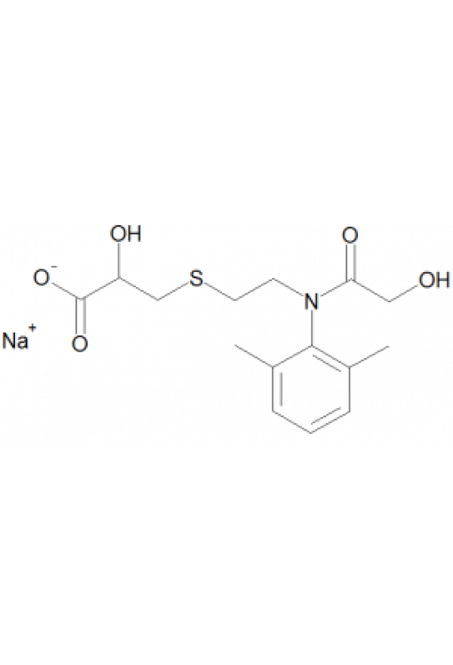 Dimethachlor metabolite SYN 528702 sodium salt