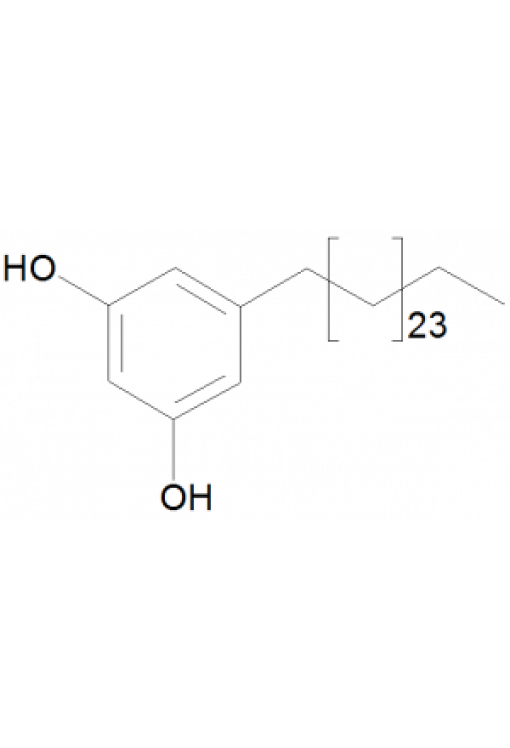 1,3-Dihydroxy-5-hexacosylbenzene (C26:0)
