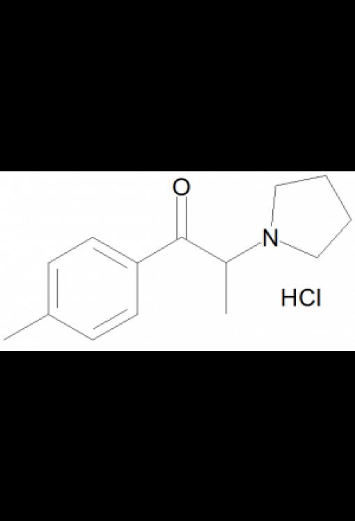 4'-Methyl-alpha-pyrrolidinopropiophenone hydrochloride