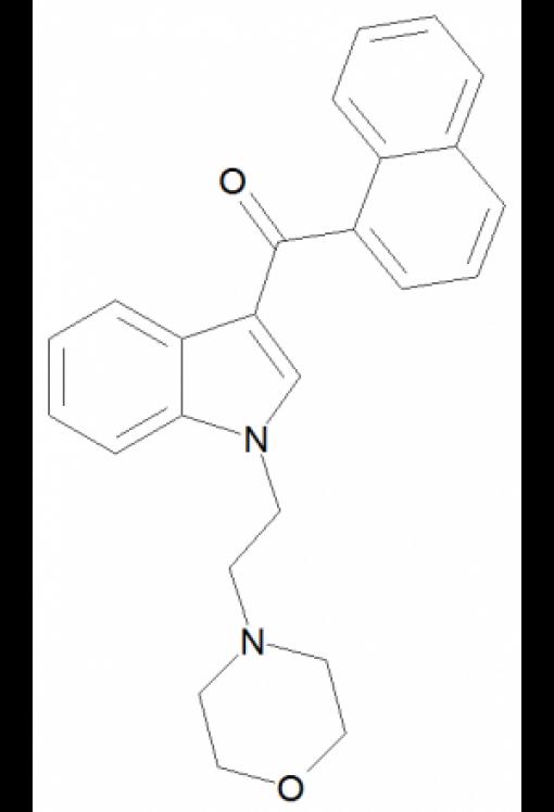 (1-(2-Morpholin-4-ylethyl)indol-3-yl)-naphthalen-1-yl)methanone