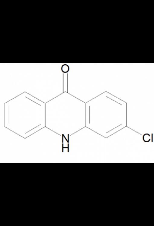 3-Chloro-4-methylacridone