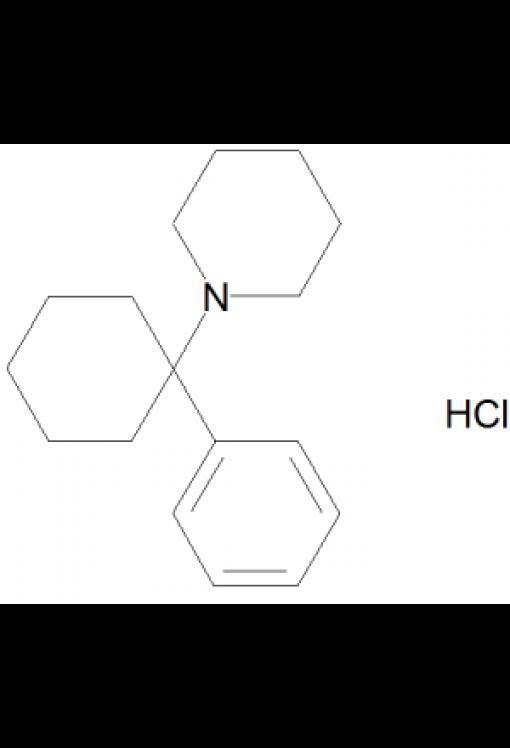 Phencycidine hydrochloride