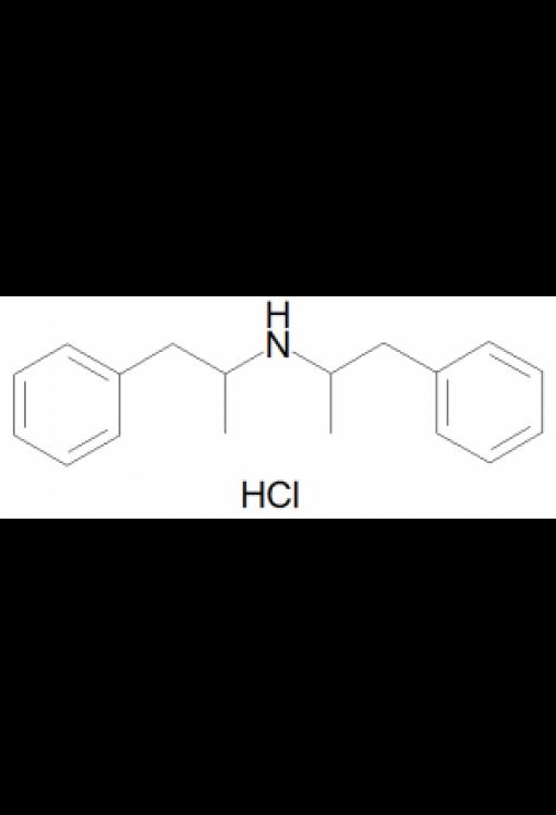 alpha-Methyl-N-(1-methyl-2-phenylethyl)benzenethanamine Hydrochloride