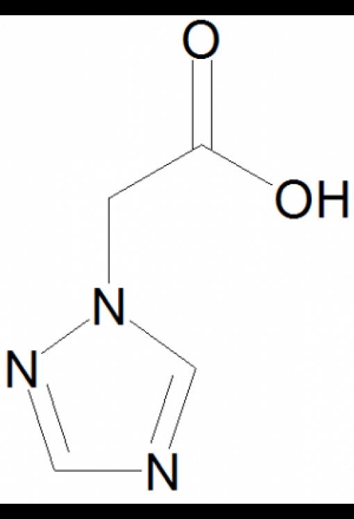 Triazole acetic acid