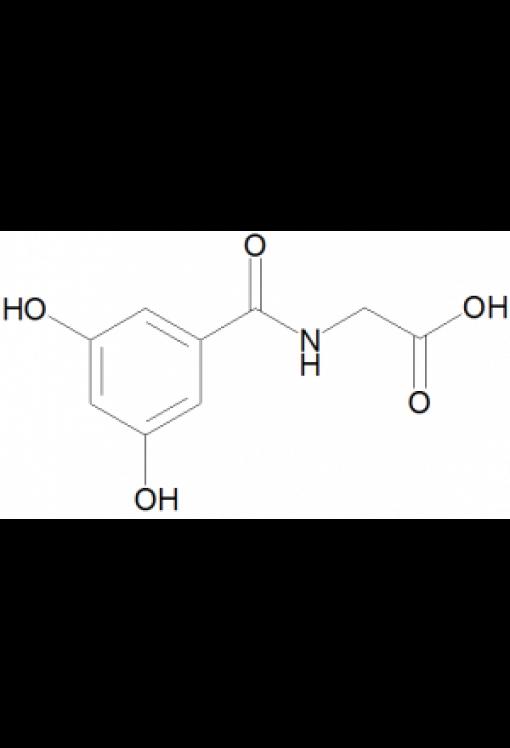 N-(3,5-Dihydroxybenzoyl)glycine (3,5-DHBA-Glycine)