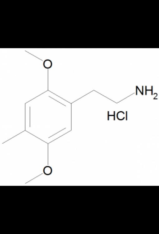 2,5-Dimethoxy-4-methylphenylethylamine hydrochloride