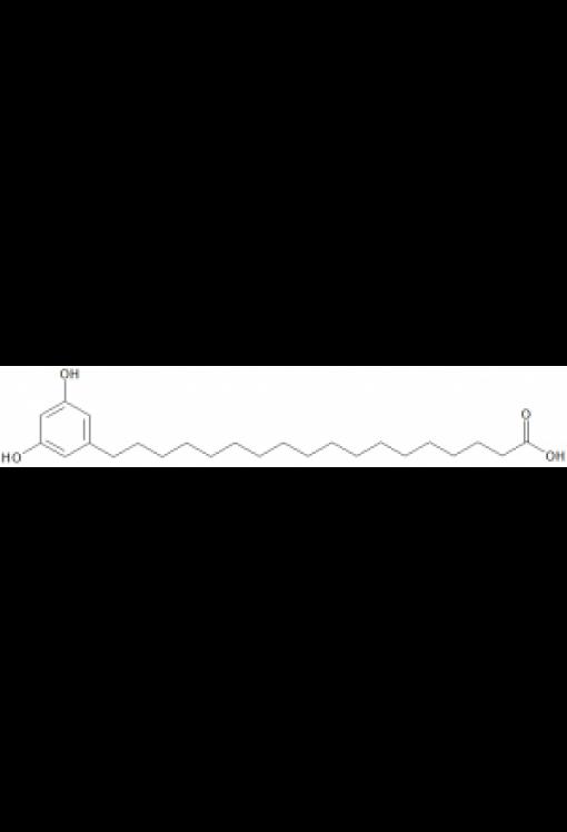18-(3,5-Dihydroxyphenyl)octadecanoic acid
