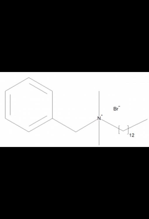 N-benzyl-N,N-dimethyltridecyl-1-ammonium bromid