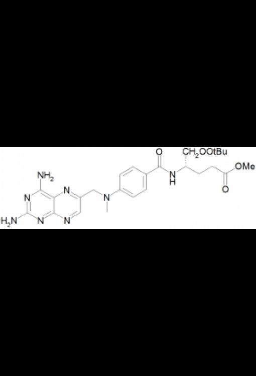 Methotrexate alpha-tert-butylester, 5-methyl ester
