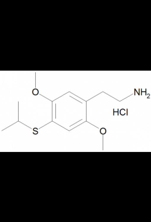 2,5-Dimethoxy-4-isopropylthiophenylethylamine hydrochloride