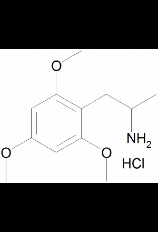 2,4,6-Trimethoxyamphetamine hydrochloride
