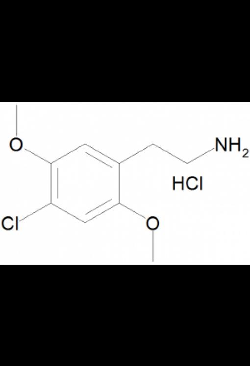 2,5-Dimethoxy-4-chlorophenylethylamine hydrochloride