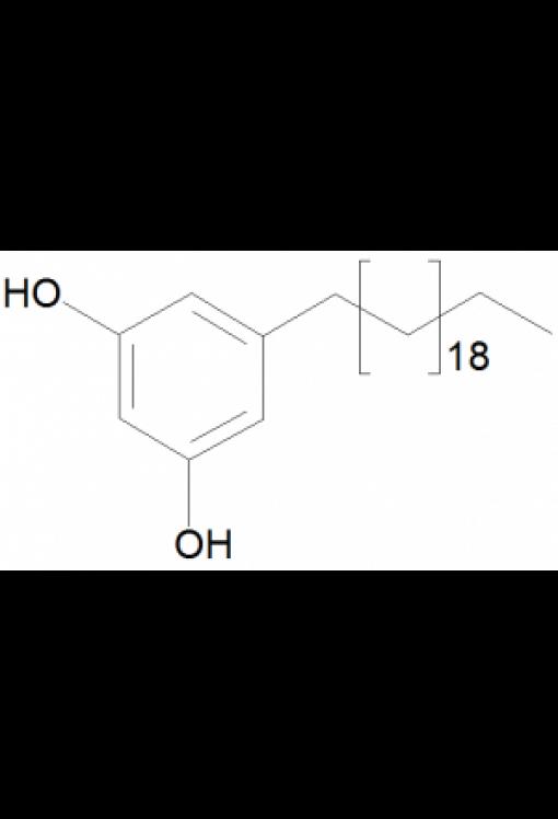1,3-Dihydroxy-5-heneicosylbenzene (C21:0)