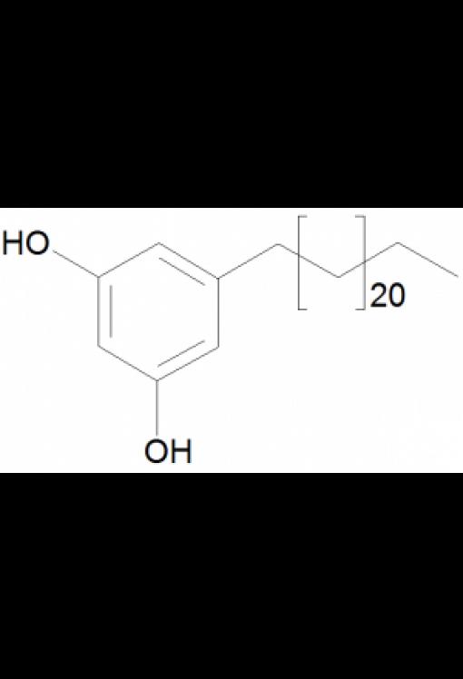 1,3-Dihydroxy-5-tricosylbenzene  (C23:0)