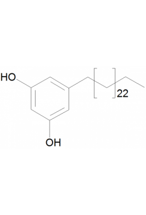 1,3-Dihydroxy-5-pentacosylbenzene (C25:0)