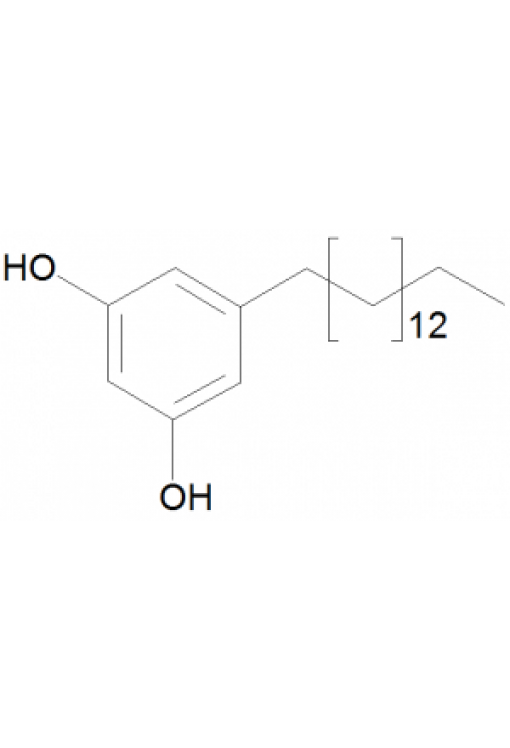 1,3-Dihydroxy-5-pentadecylbenzene (C15:0)